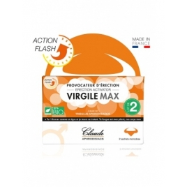 Provocateur d'érection Virgile Max viril 100% bio