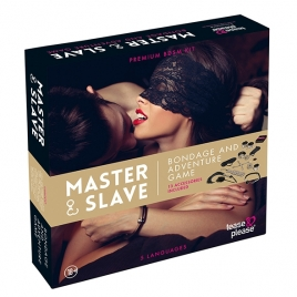 Master and Slave, le premier jeu BDSM