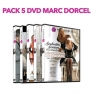 PACK 5 DVD MARC DORCEL