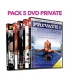 PACK 5 DVD PRIVATE