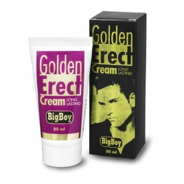 Crème Golden Erection