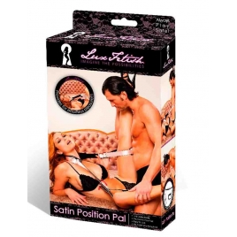 Lux Feteish Position Pal Satin