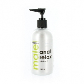 Lubrifiant anal relaxant  Male 250 ml