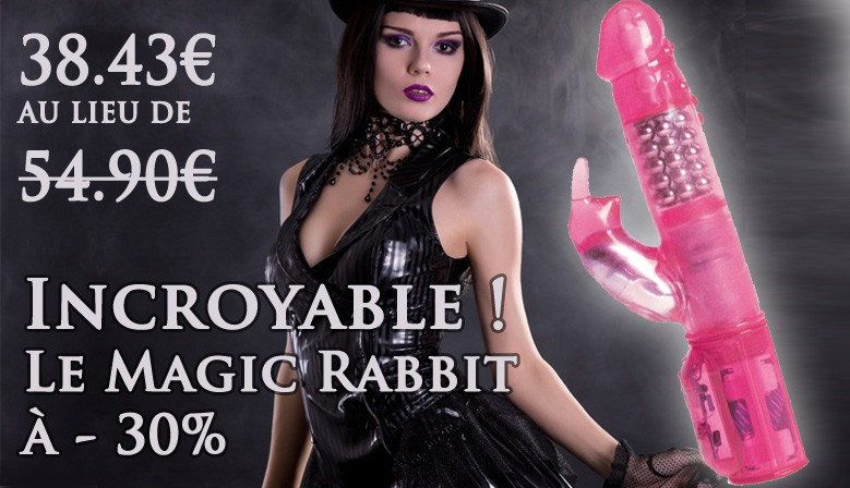 Magic Rabbit à -30%